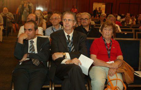"""סיקור כינוס הקיץ של חיפ""""א בשיתוף ECPCP"""
